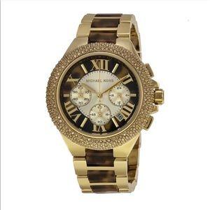Authentic Michael Kors Women's Camille Watch
